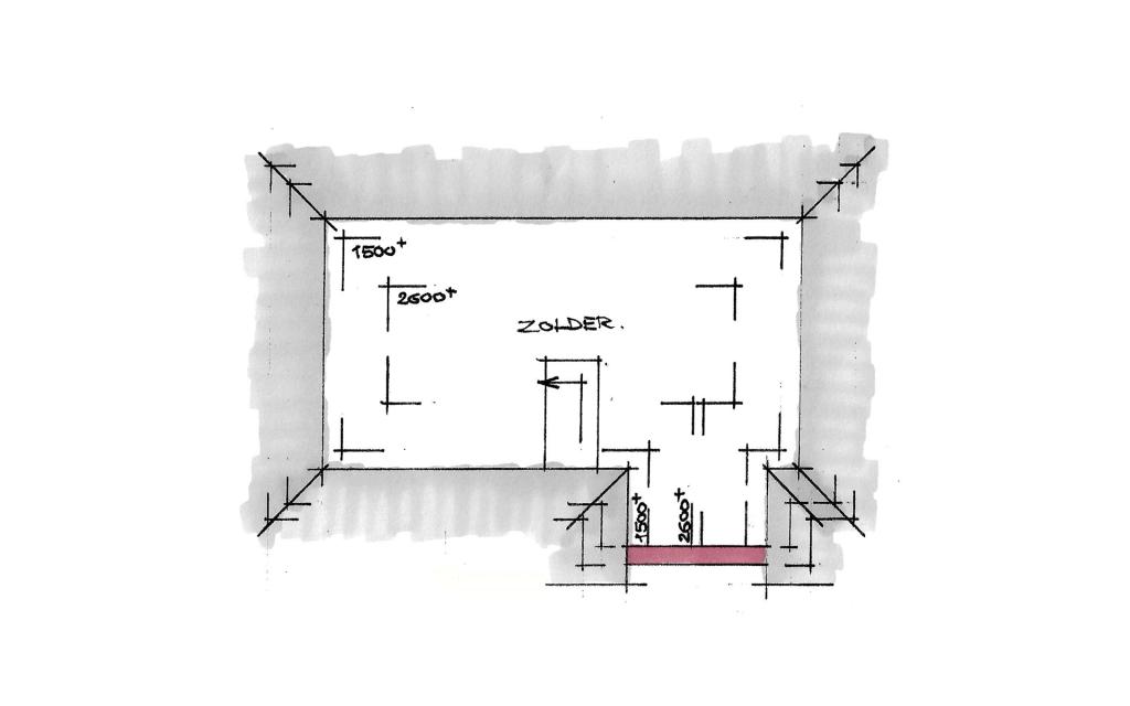Modern vrijstaand Herenhuis plattegrond